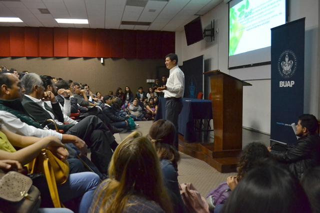 """Arranca en la Facultad de Ciencias Químicas de la BUAP la campaña """"Innovando para cuidar el futuro"""""""