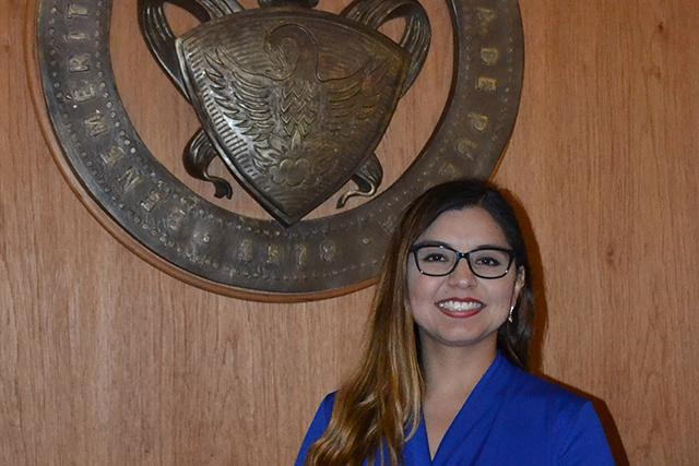 La BUAP me brindó una formación de oro para competir en las grandes ligas: Karla Rubio Nava