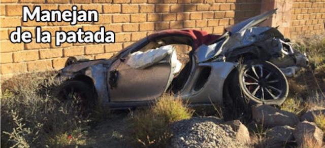 Velocidad, alcohol, impericia: accidentes automovilísticos de futbolistas | Video