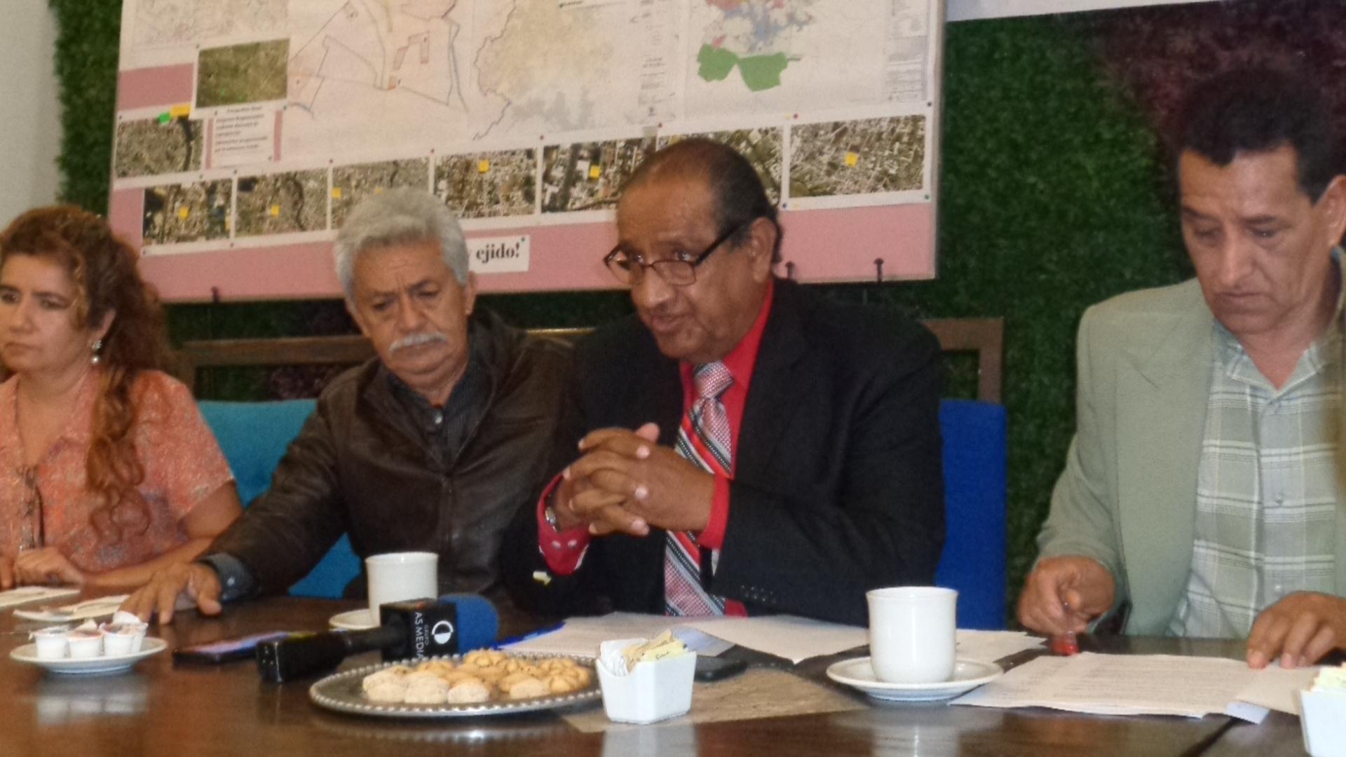 Sigue el conflicto en la junta auxiliar Ignacio Romero Vargas