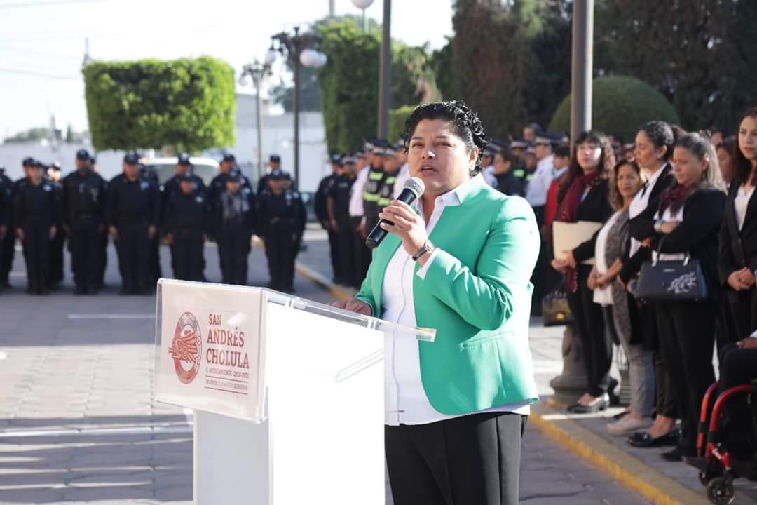 Que los dueños de estacionamientos paguen por los robos en sus instalaciones, propuso Karina Pérez Popoca