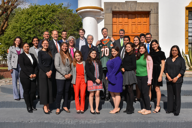 La UDLAP se honra con la visita del embajador de Estados Unidos