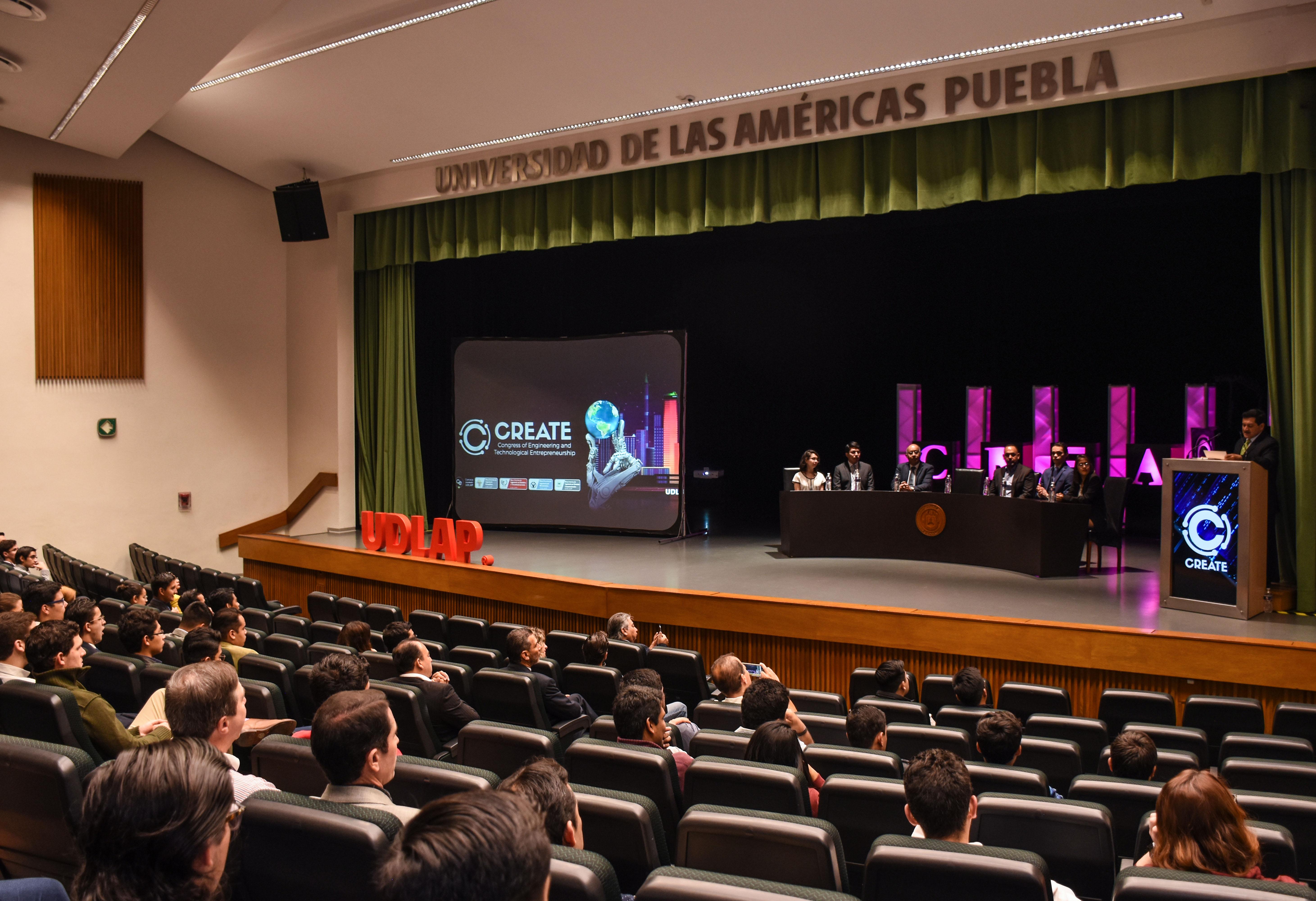 Investigación y necesidades tecnológicas en el mundo se ponen en evidencia en congreso organizado por la UDLAP