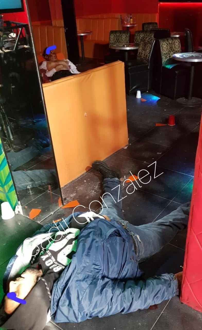Asesinan a balazos a dos en un bar de Zavaleta