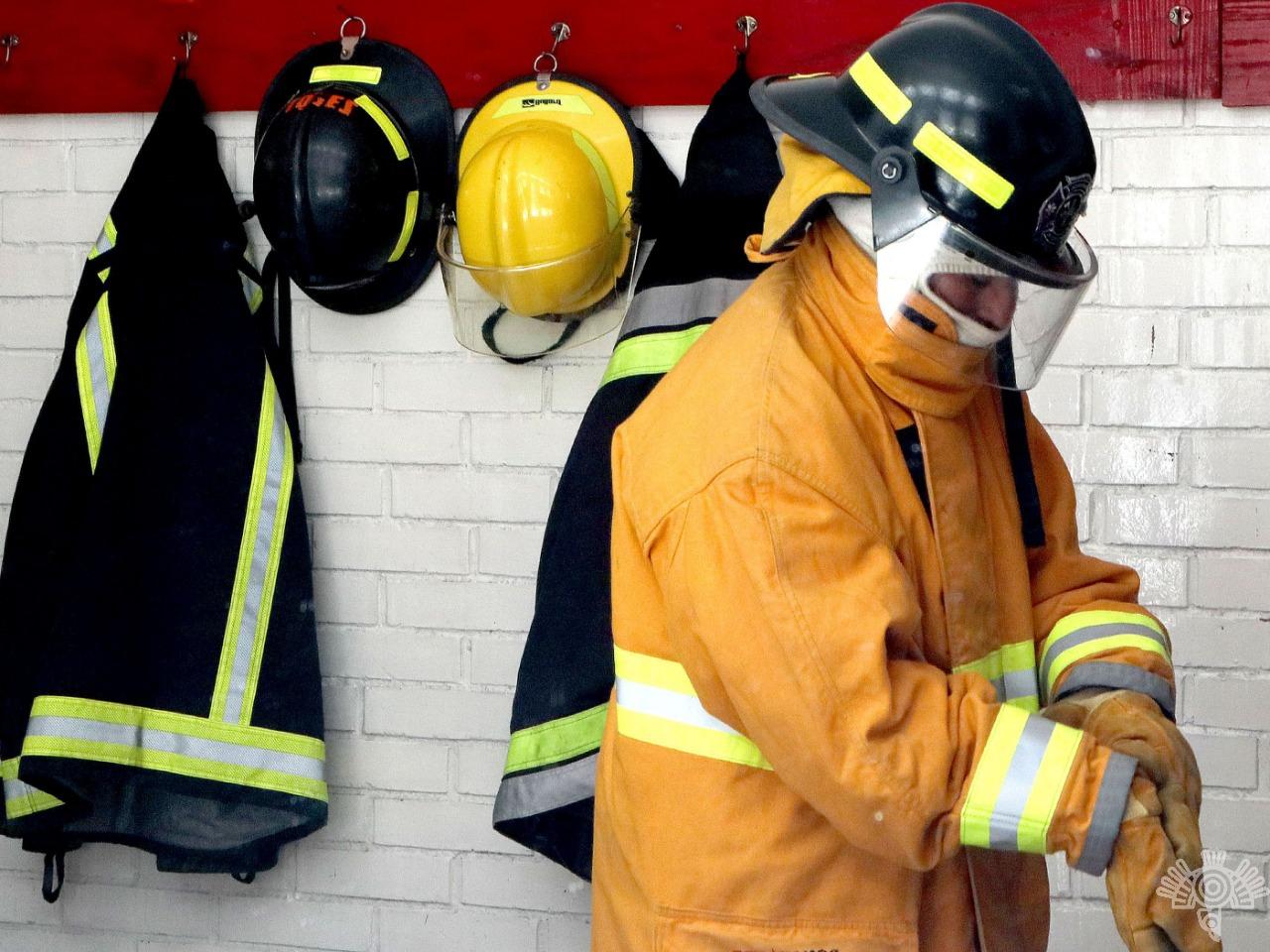 Puebla, con la mayor cantidad de bomberos certificados en el país