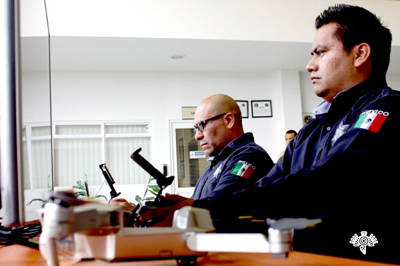 Puebla cuenta con tecnología de punta para combatir frontalmente a la delincuencia