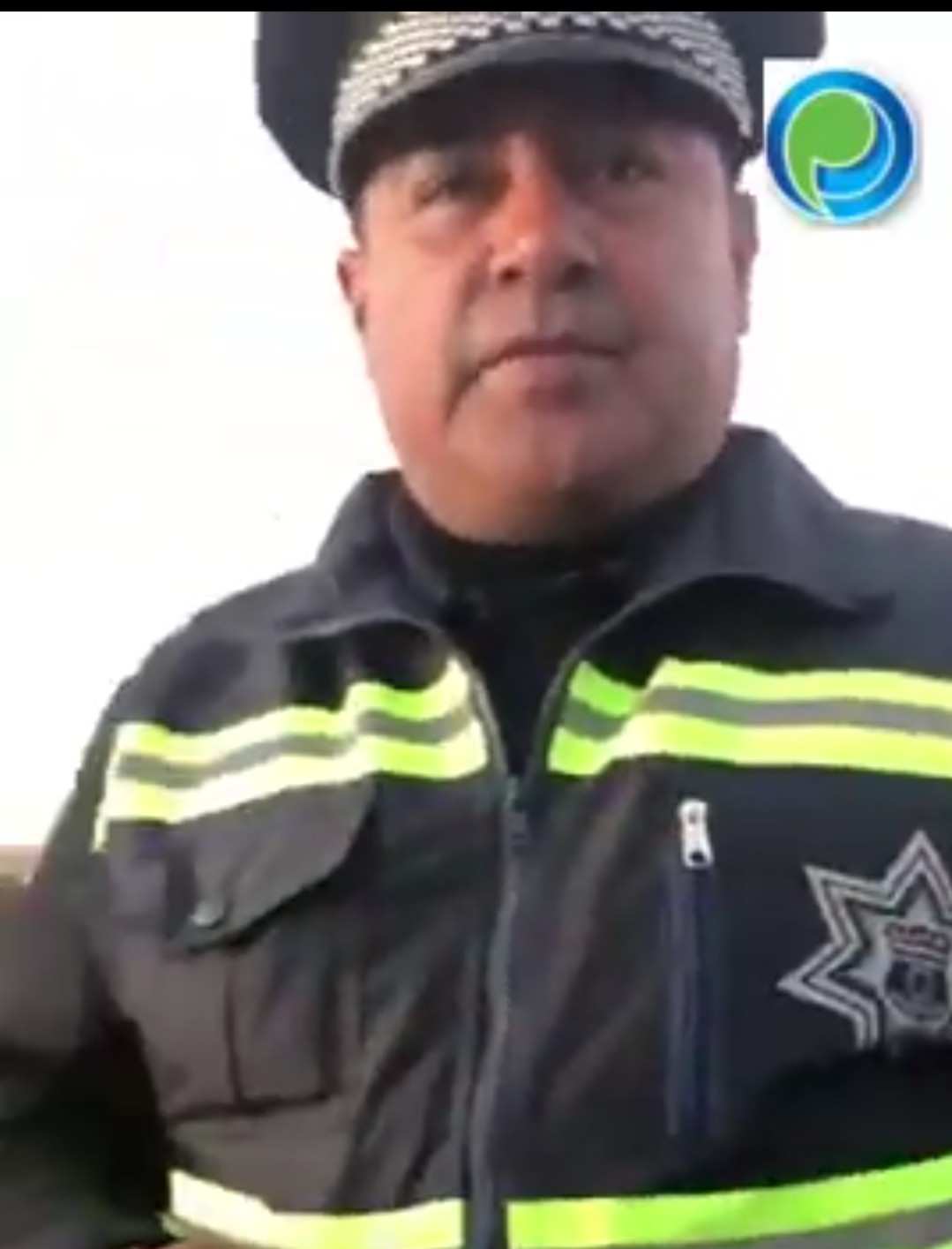 Agente vial de San Andrés Cholula admite haber extorsionado a un joven