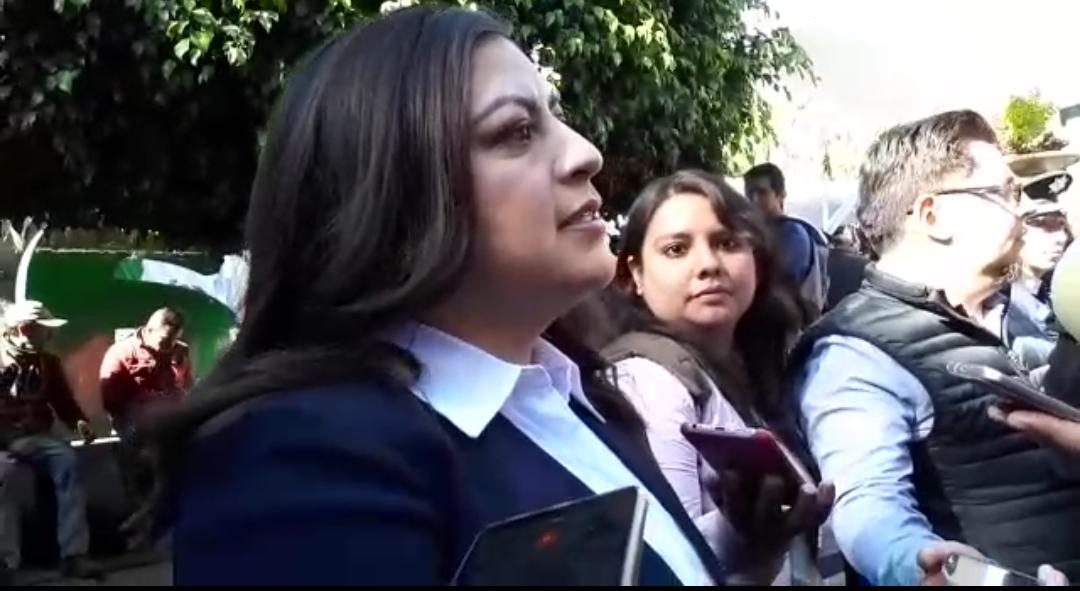 Carmen Mireya Calderón, nueva titular de Desarrollo Económico: CRV