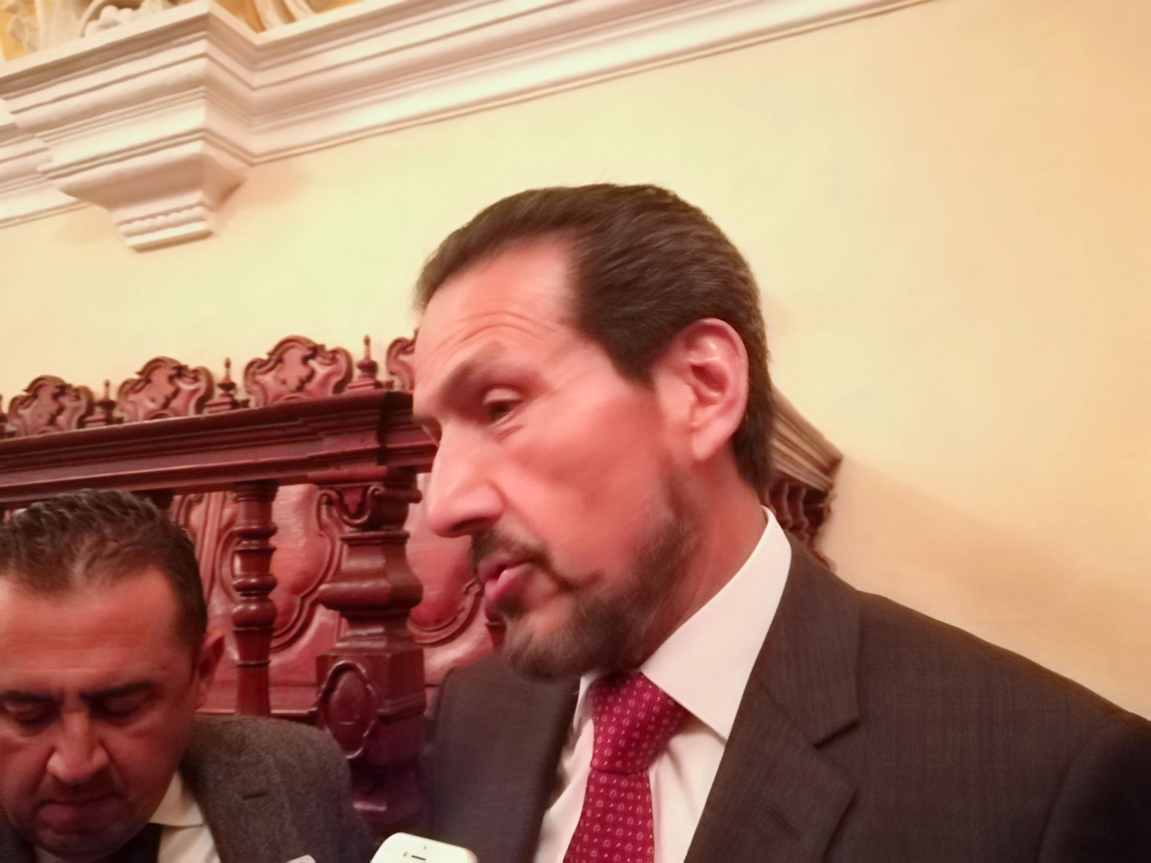 Con retraso, pero la BUAP ya recibió los recursos federales y estatales para la nómina: Alfonso Esparza