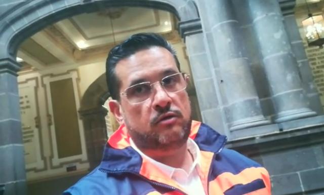 Video desde Puebla: Protección Civil municipal reforzará las medidas sanitarias por la contingencia