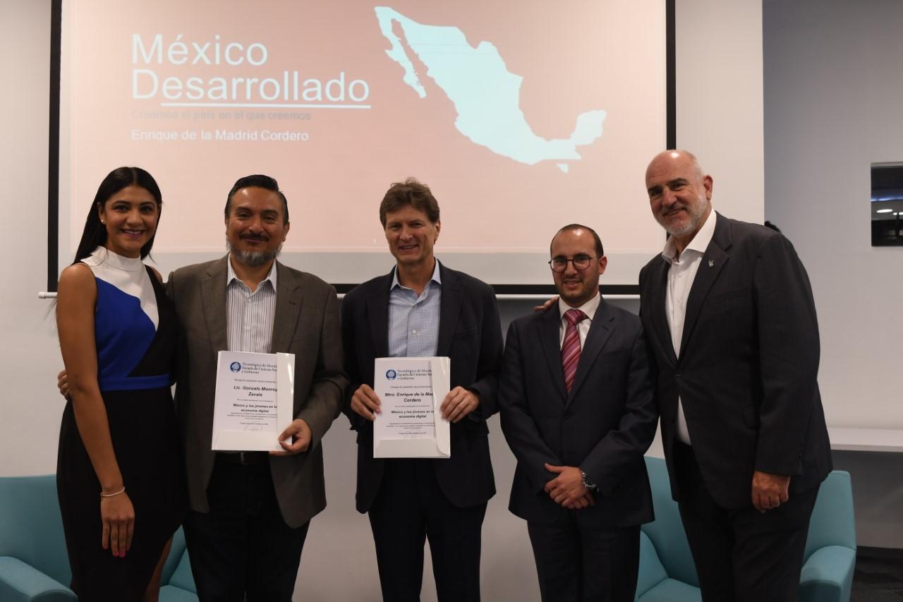 Tecnologías y visión moderna, la clave para el crecimiento de México: de la Madrid