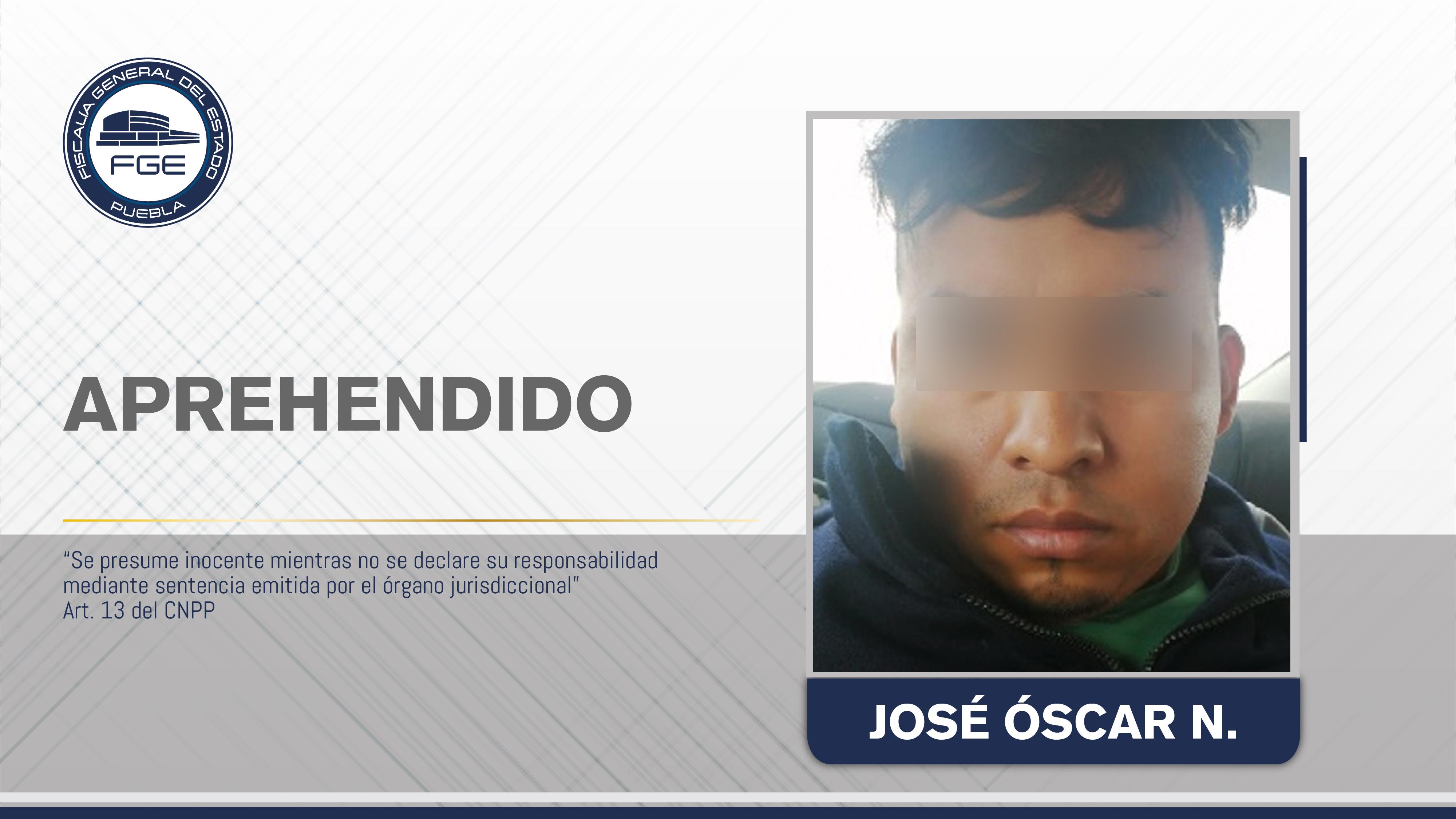 """""""El Semental """"amenazó a mujer con difundir imágenes personales; ya fue aprehendido"""