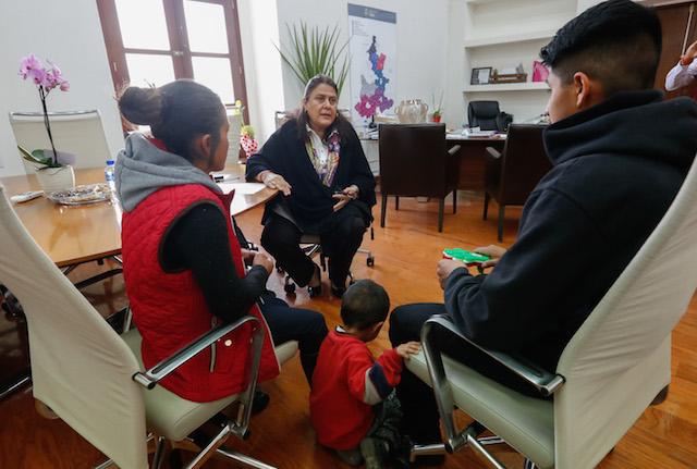 Apoya SEDIF regreso de menores de edad tras intentar cruzar la frontera de EU