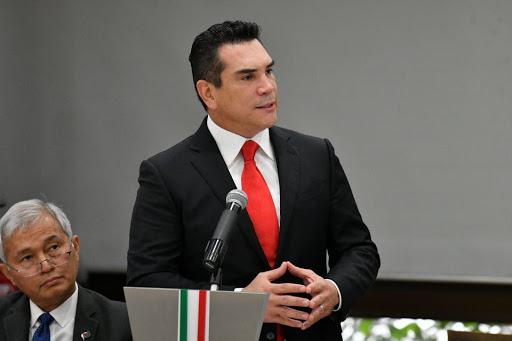 Con reducción de recursos a partidos pretenden eliminar a los adversarios: Alejandro Moreno
