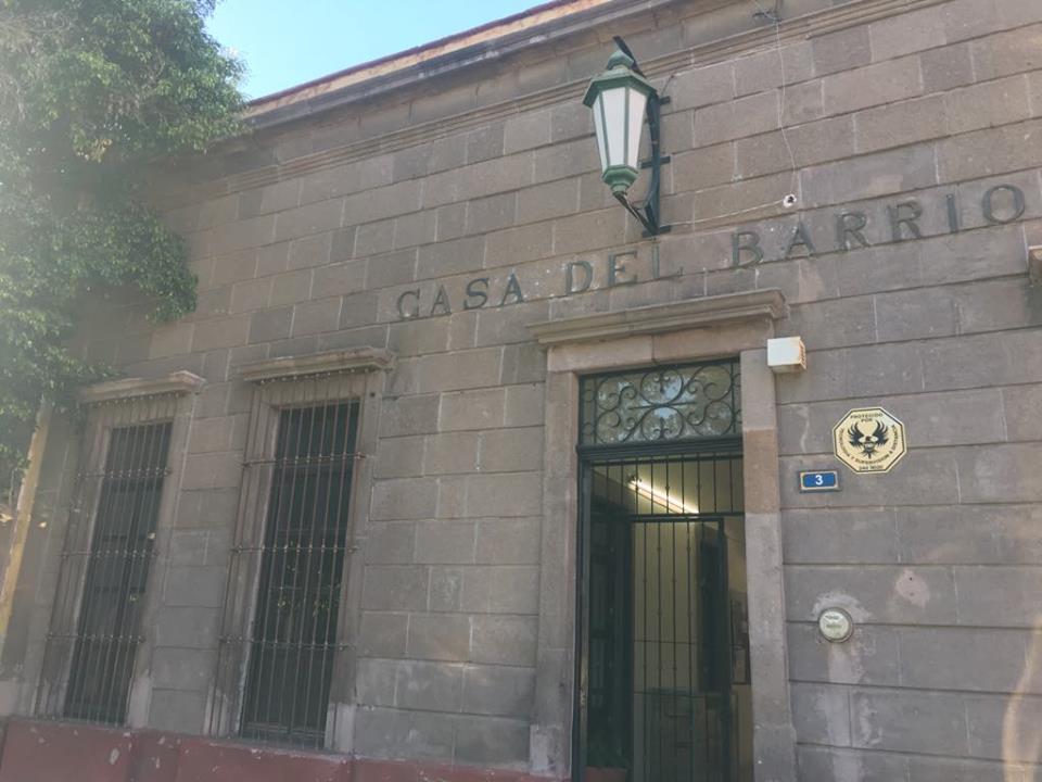 Conferencia La fundación y gobierno del Barrio de San Sebastián durante el virreinato