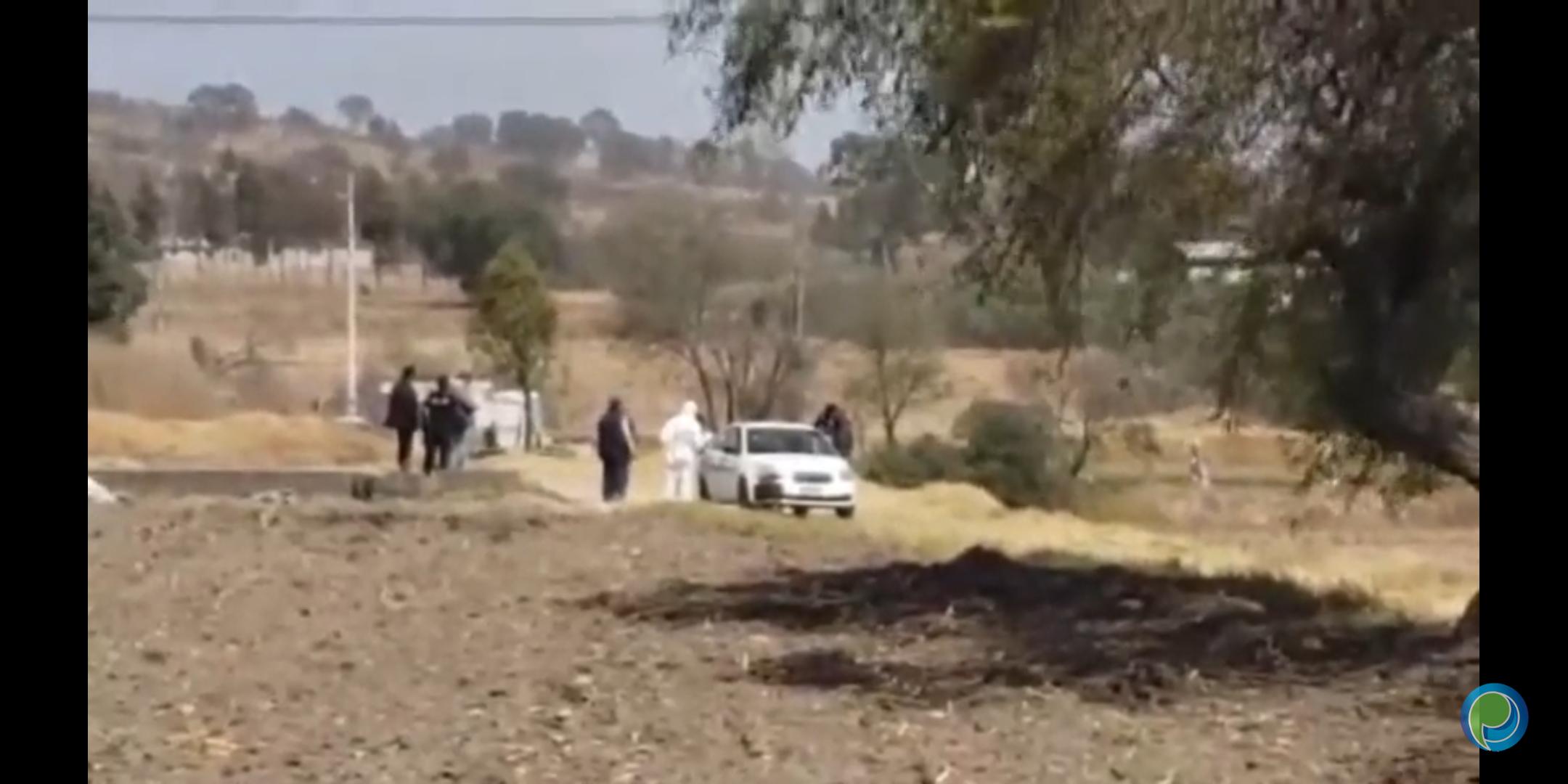 Nada para la matanza; encuentran cadáver en vehículo en Texmelucan