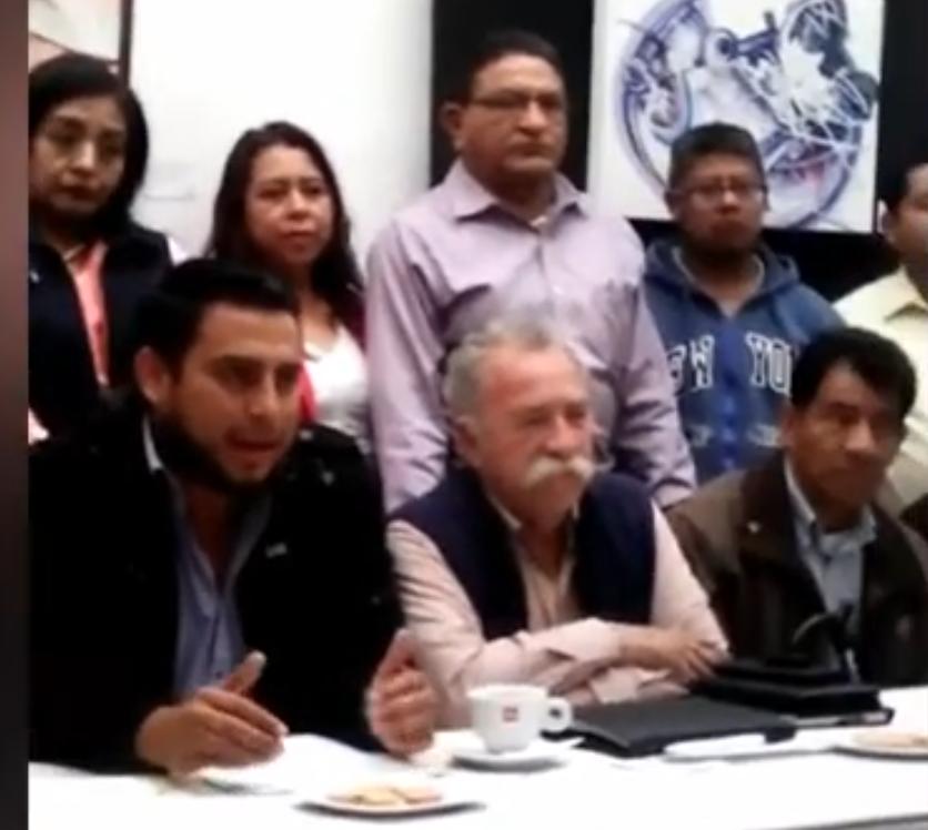 Apoyan a Alfonso Ramírez para la dirigencia nacional de Morena