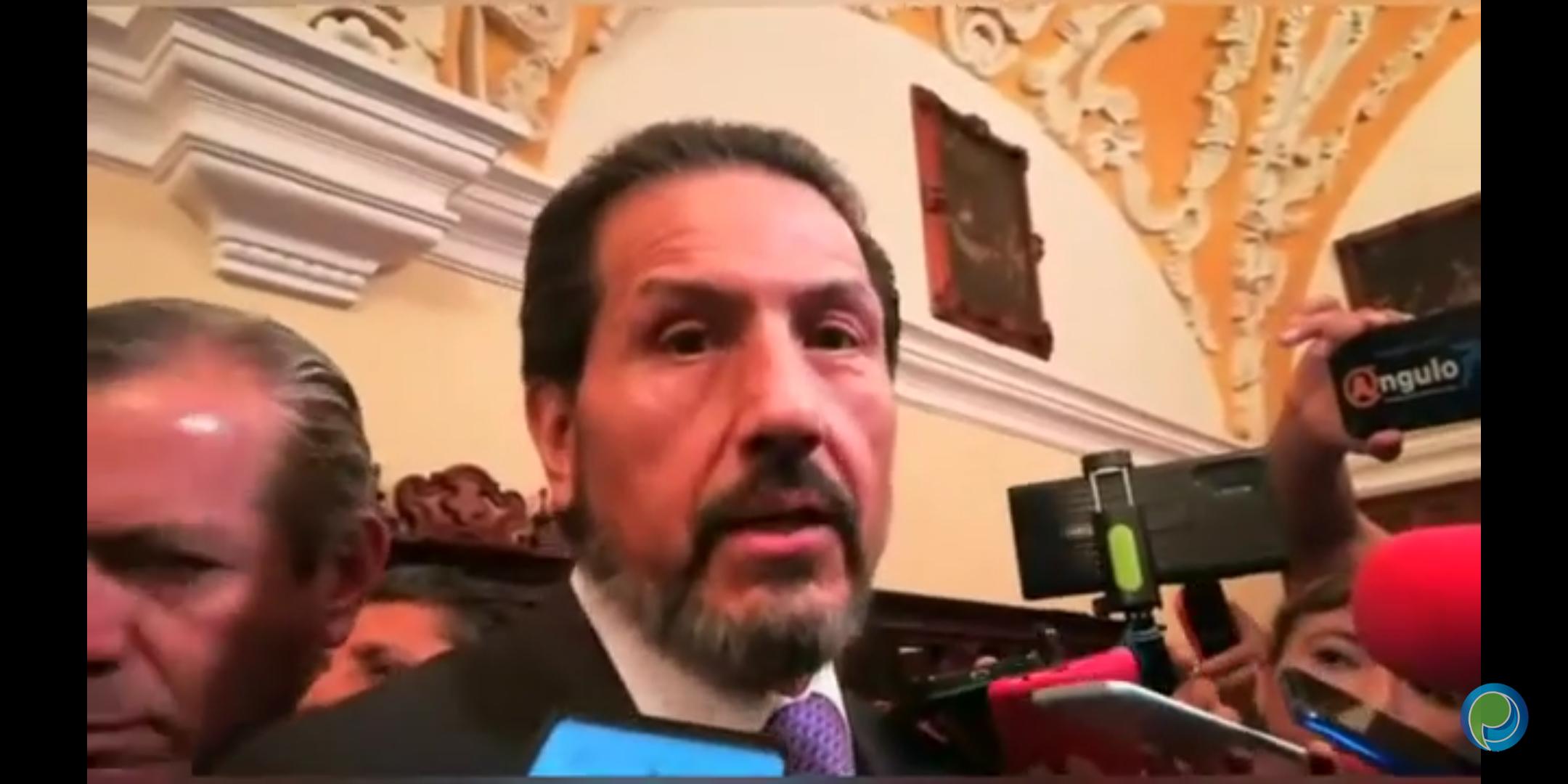 Alfonso Esparza destacó que el examen de admisión será gratuito