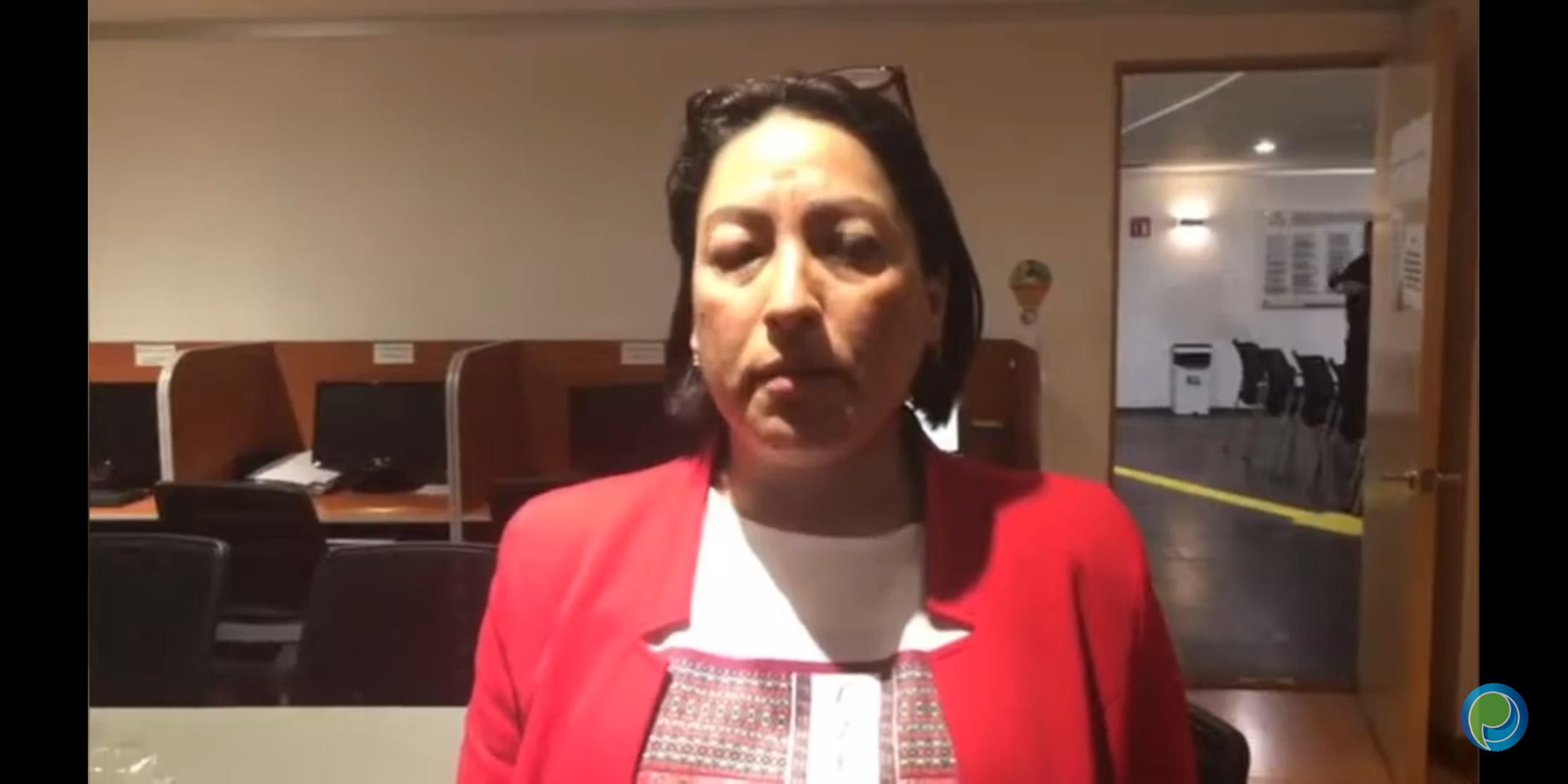 Diputada descartó necesidad de aumentar penas corporales a feminicidas