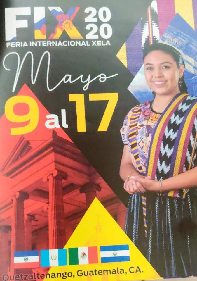 Feria Internacional de Xela, Guatemala, Abre sus Puertas a Visitantes Chiapanecos.