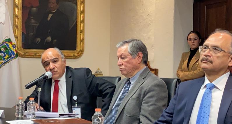 Instalan en Puebla un Comité de Salud para la prevención del Coronavirus