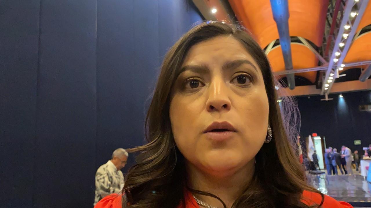 Descarta Claudia Rivera realizar cambio de mando en seguridad pública