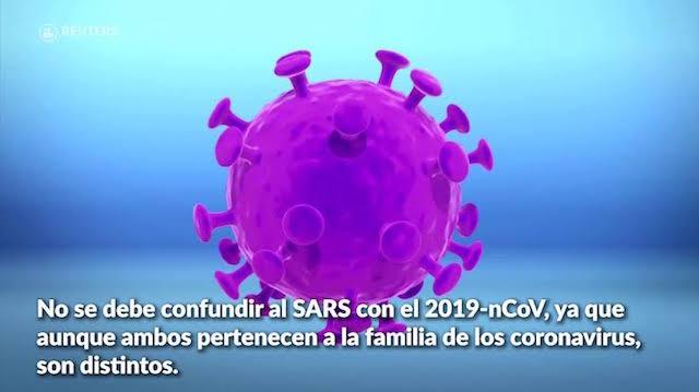 2019-nCoV, el nuevo integrante de la familia Coronavirus | Video