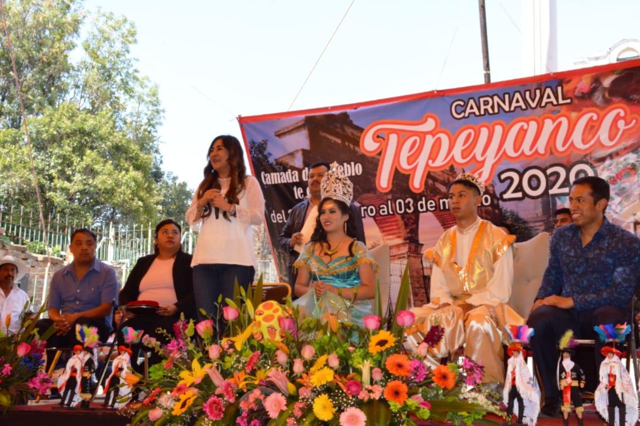 """""""Carnaval Tlaxcala 2020"""", muestra de la tradición, cultura y riqueza artística del estado: Secture"""
