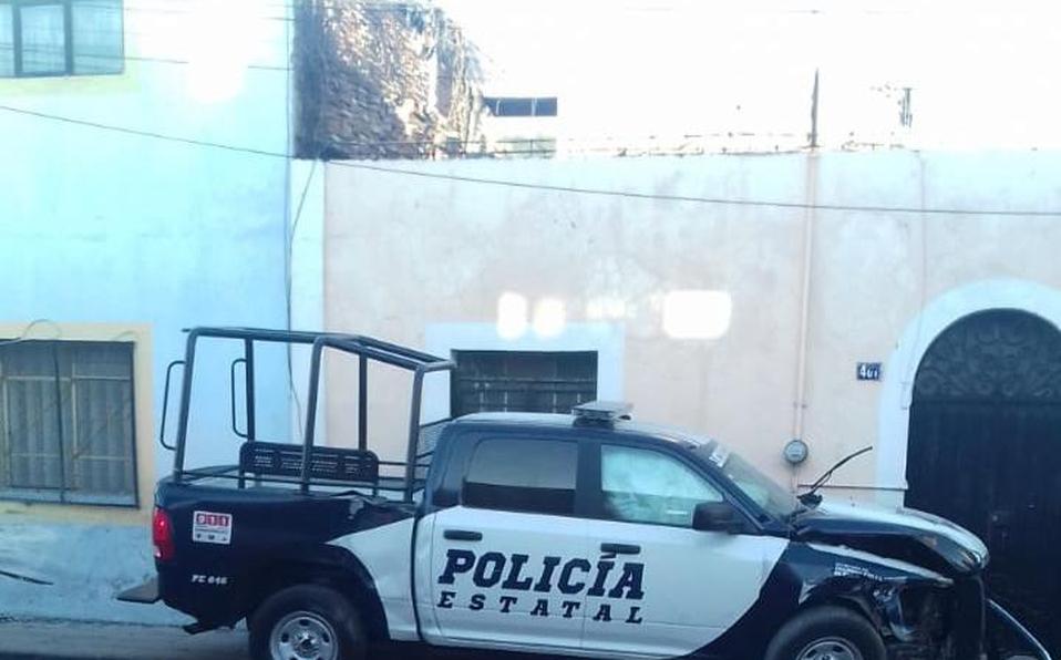 Patrullas de la Policía Estatal involucradas en accidentes viales en la capital poblana
