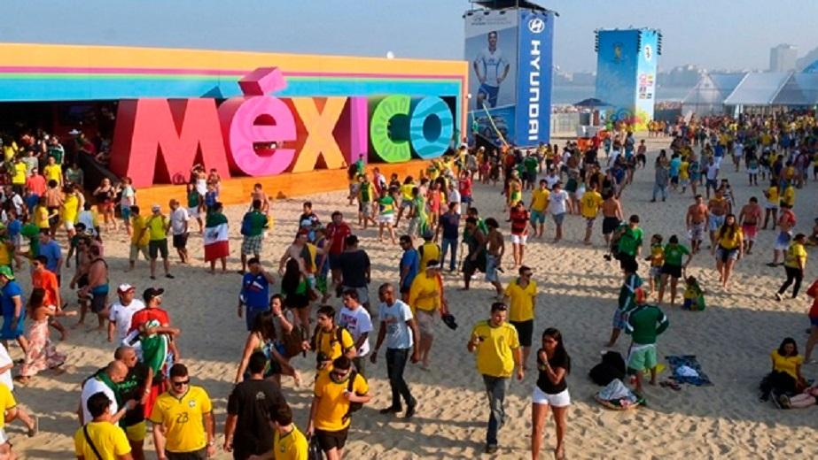 Durante diciembre de 2019 ingresaron al país 9,316,665 visitantes, de los cuales 4,714,305 fueron turistas internacionales
