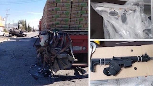 Mueren 3 presuntos delincuentes en Tecali de Herrera