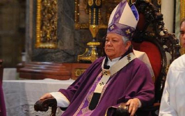 Pide Arzobispo de Puebla a sus sacerdotes otorgar absolución a feligreses