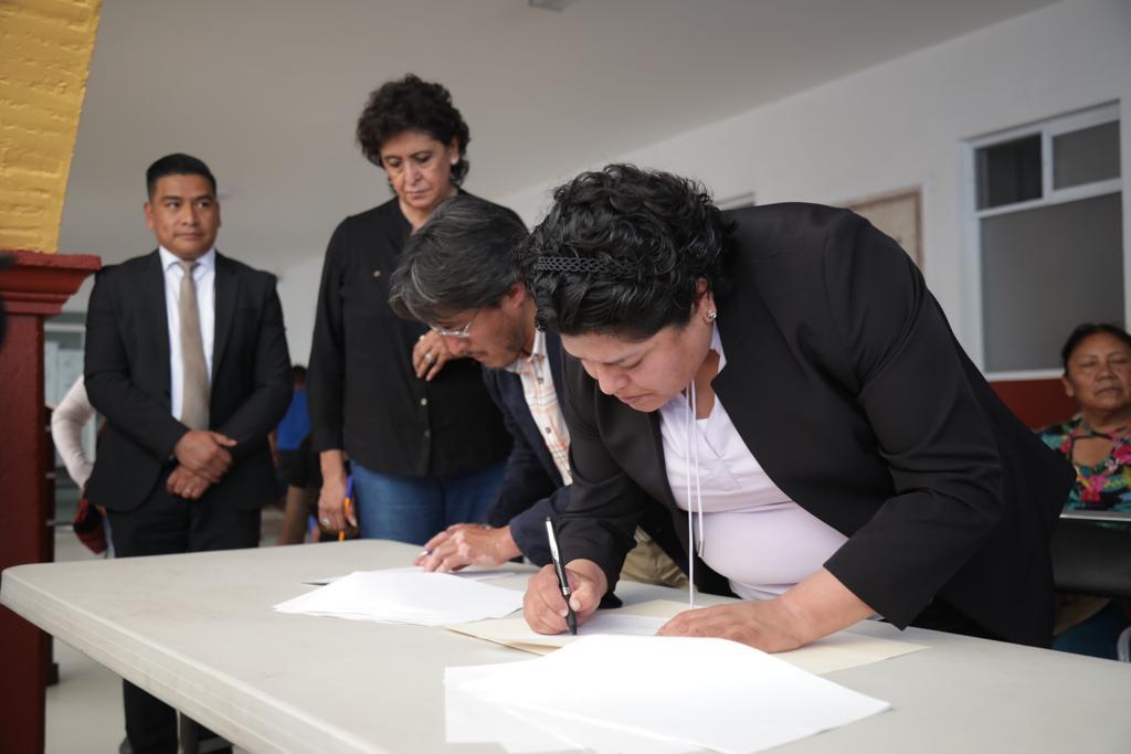 Protocolo de Consulta Indígena, un trabajo de las comunidades: Karina Pérez Popoca