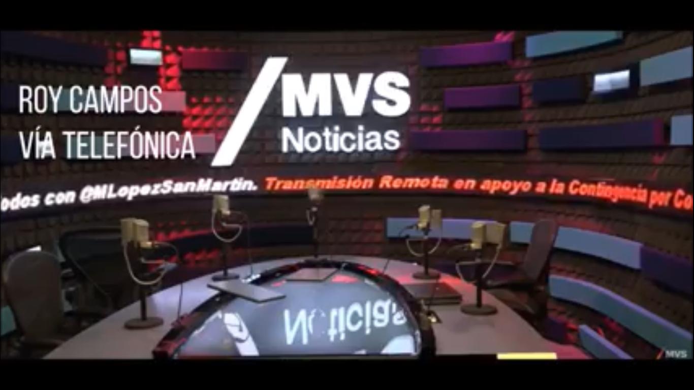 Casi 4 de cada 10 mexicanos dicen NO se les debe de obligar a quedarse en casa: Roy Campos