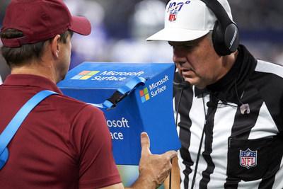 Microsoft y la NFL amplían su asociación para acelerar la transformación digital en toda la Liga