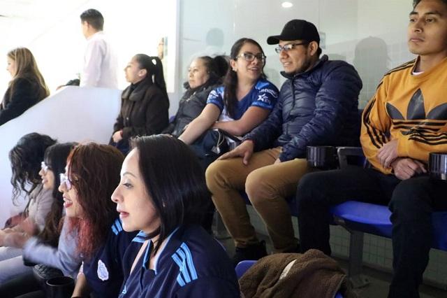 Cumple SEDIF con boletos gratuitos para el estadio Cuauhtémoc