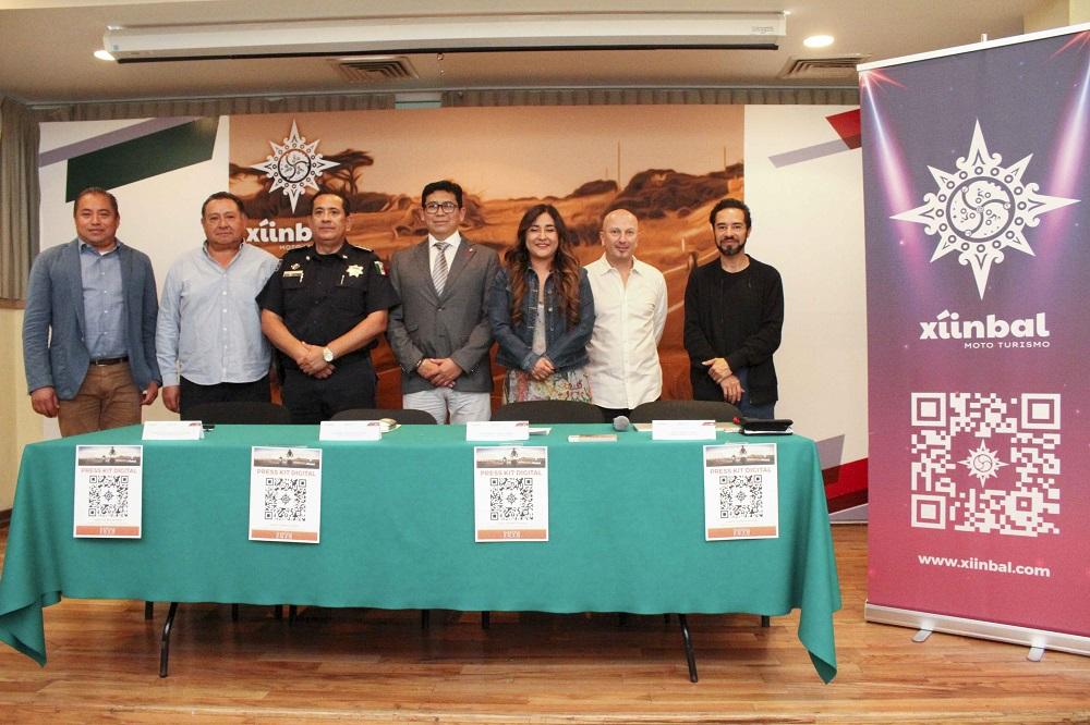 """Tlaxcala, sede de la """"Rodada moto turismo Xiinbal 2020"""": Secture"""
