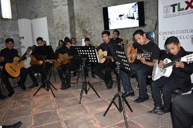 Celebra ITC 30 aniversario del Centro Cultural de Zacatelco
