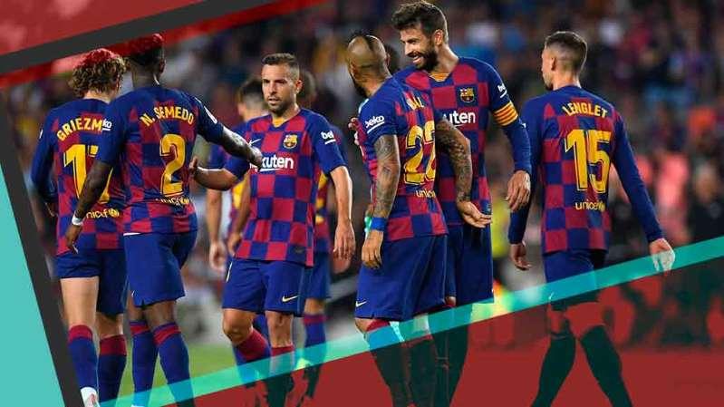 Jugadores del Barcelona reducen su sueldo 70 por ciento