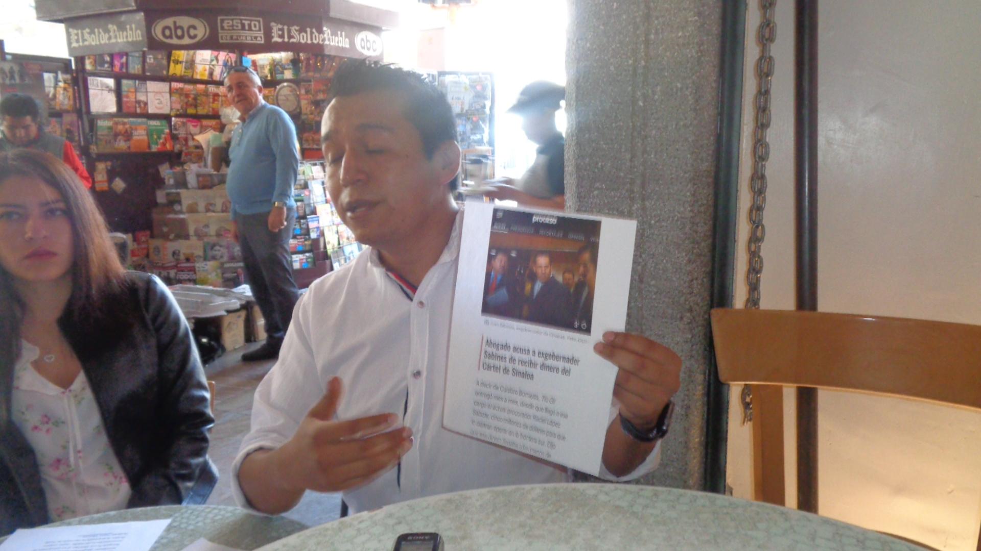 Jóvenes de Morena cuestionan el nombramiento del Secretario de Seguridad Pública del Estado