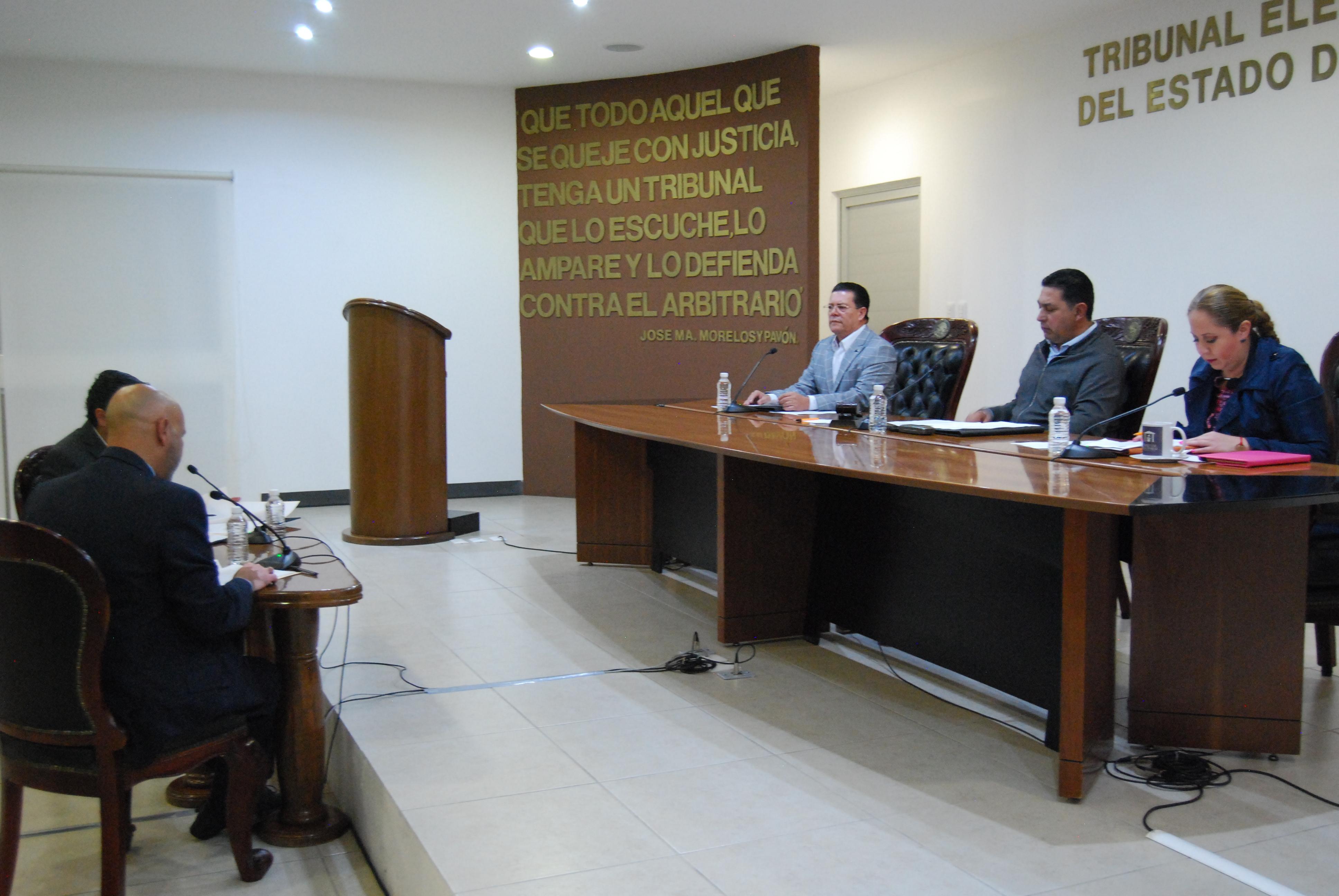 TEEP resuelve recurso de apelación y avala la elección en la inspectoría Guadalupe Hidalgo
