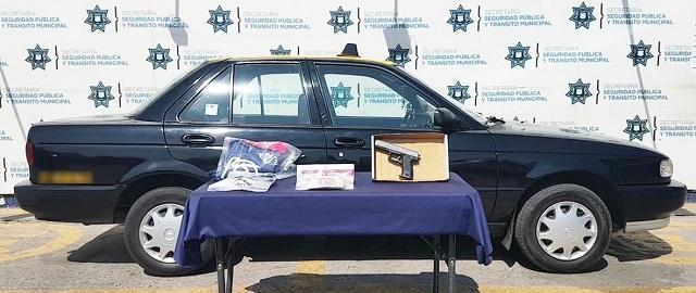 ¡Un golpe más contra la delincuencia! detuvo SSC de Puebla a dos probables asaltantes de farmacias Guadalajara