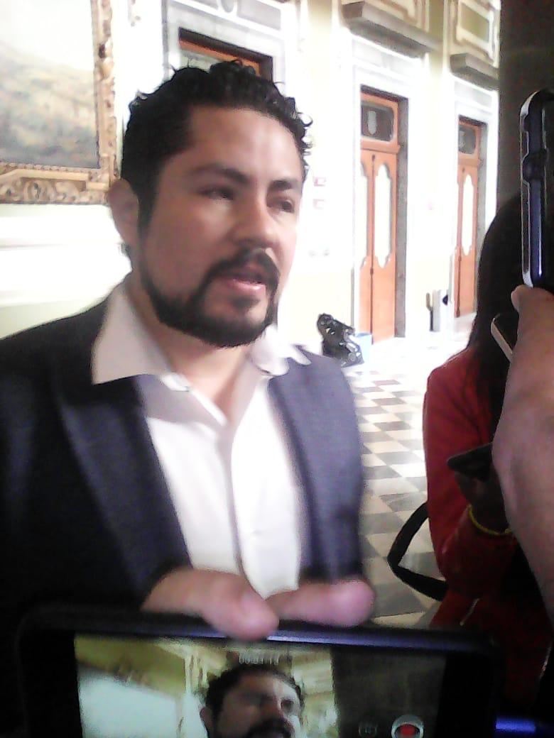 El ayuntamiento de Puebla se propone  reubicar a los ambulantes este año: Iván Herrera