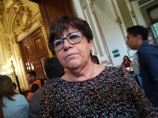 Llama Silvia Tanús al gobierno del estado a tomar medidas contundentes ante el Coronavirus
