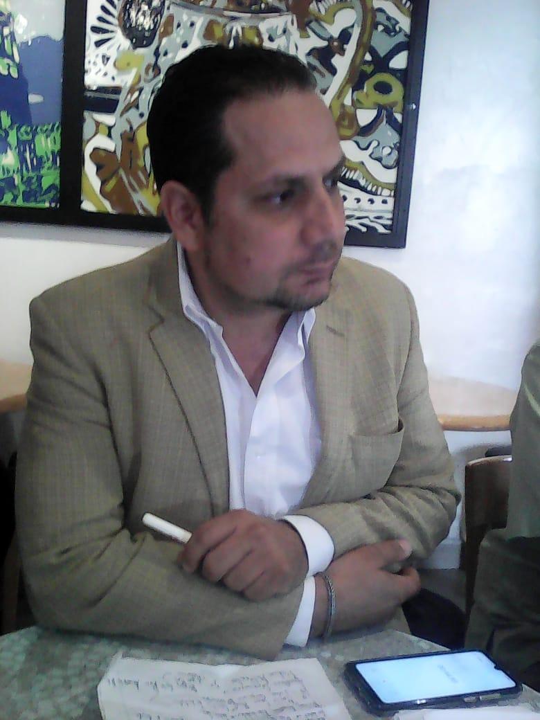 Es oficial la salida de Bracamonte como líder de Morena en Puebla: Carvajal Hidalgo