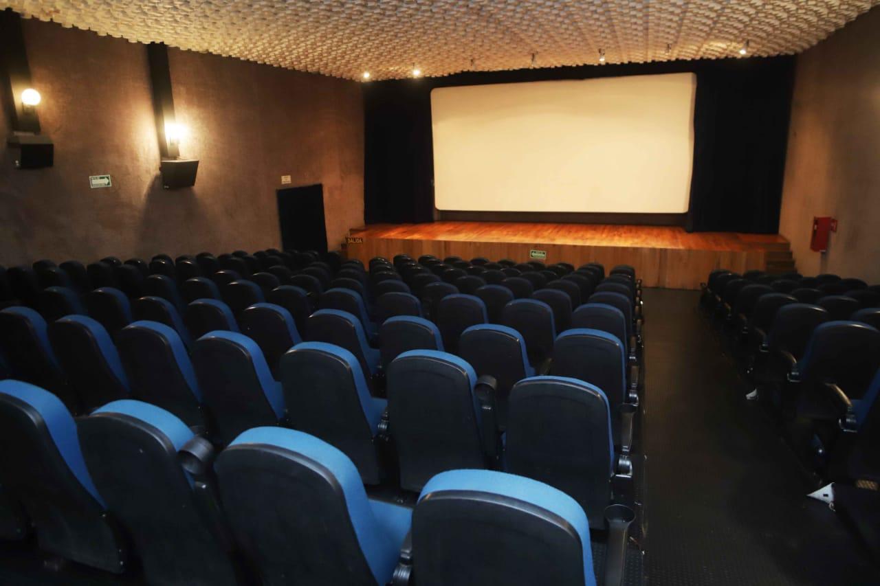 Desde Tlaxcala: Cinemateca Miguel N Lira toma previsiones contra el Coronavirus pero mantiene sus servicios