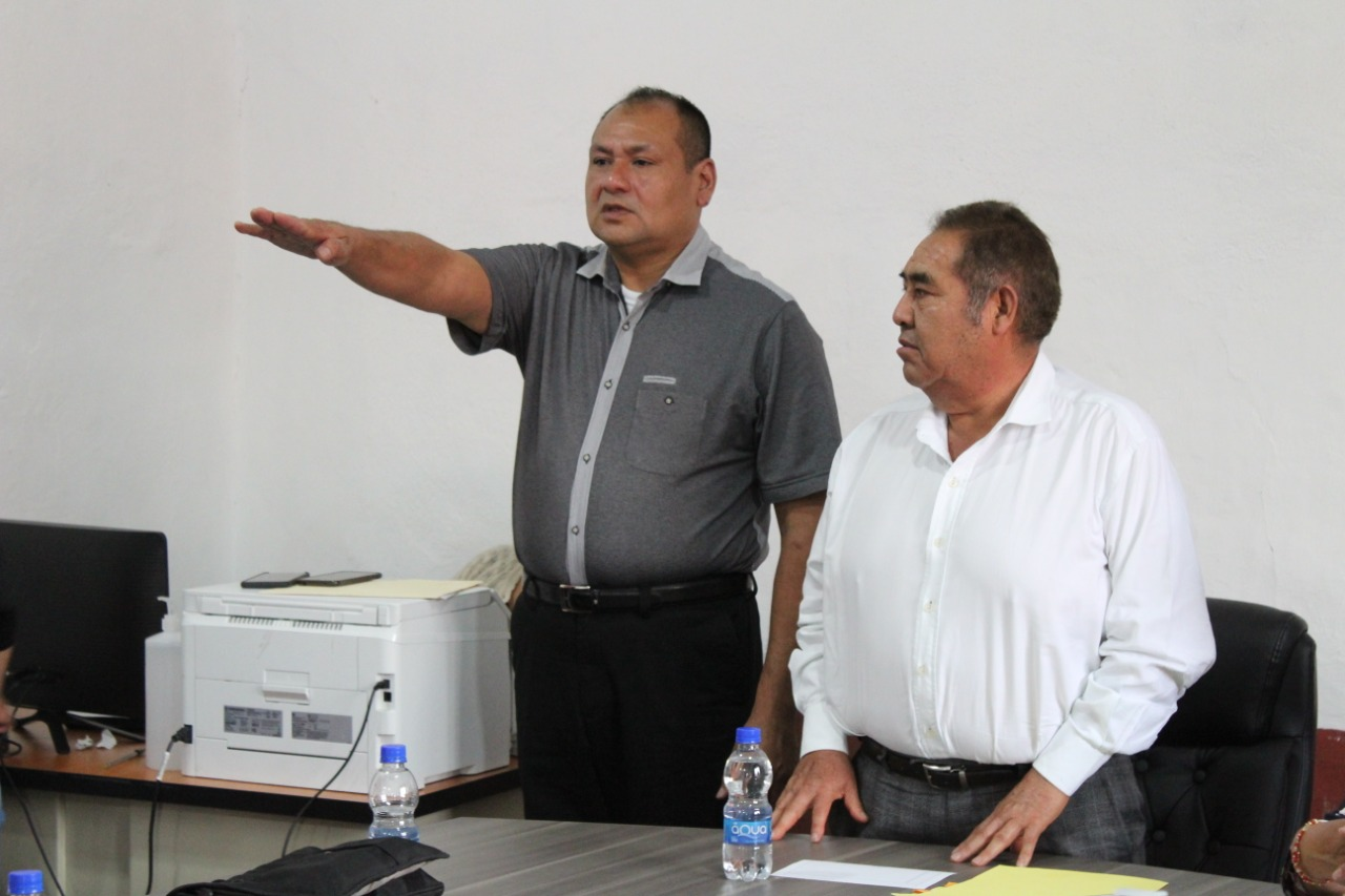 Cambian a comisario de Seguridad en Amozoc, tras asesinato de seis personas