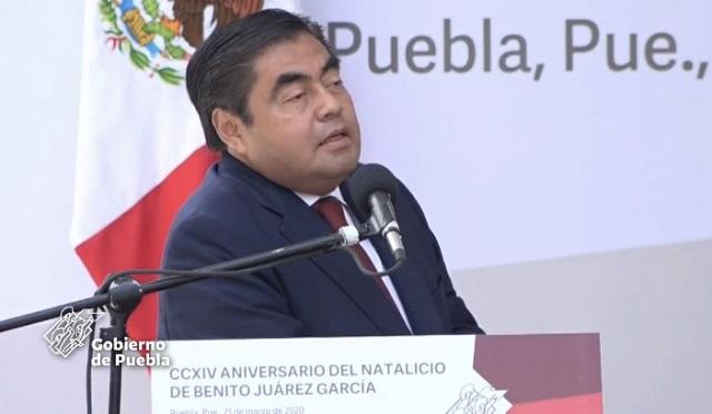 Barbosa publicará decreto para definir restricciones para las áreas de gobierno