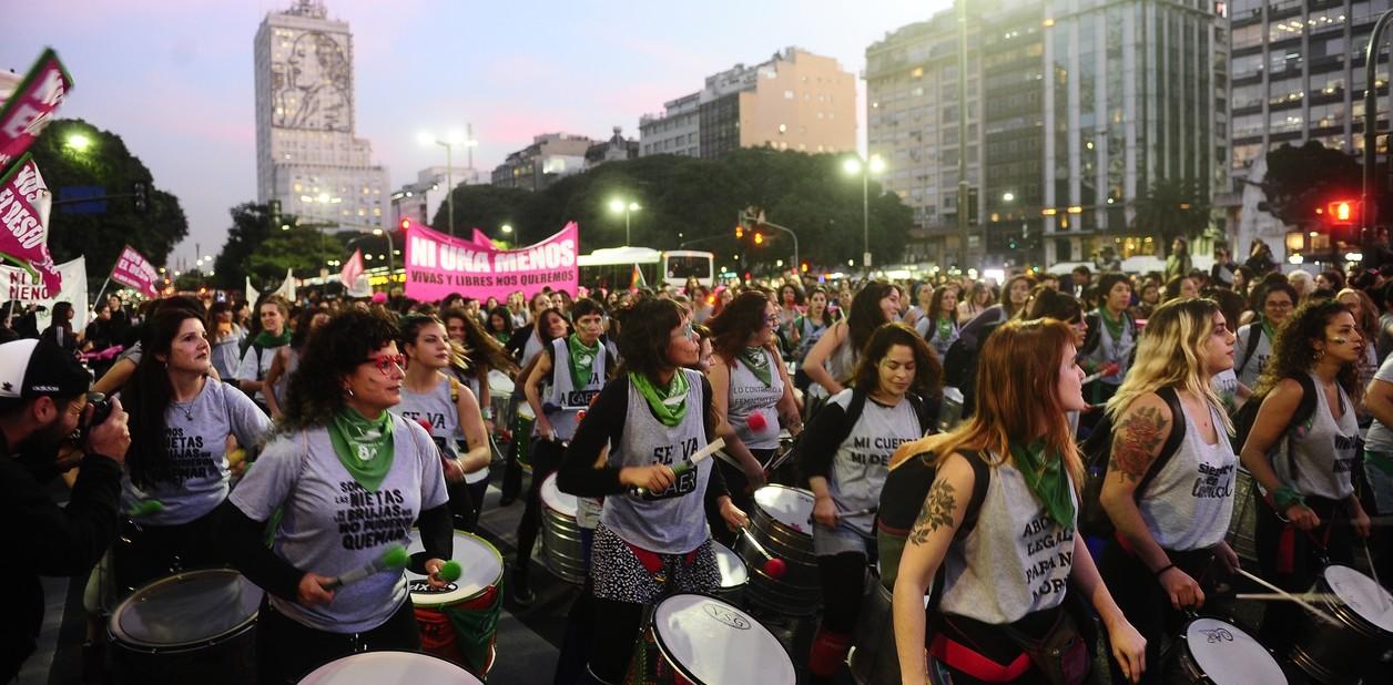Las marchas, último llamado de la sociedad