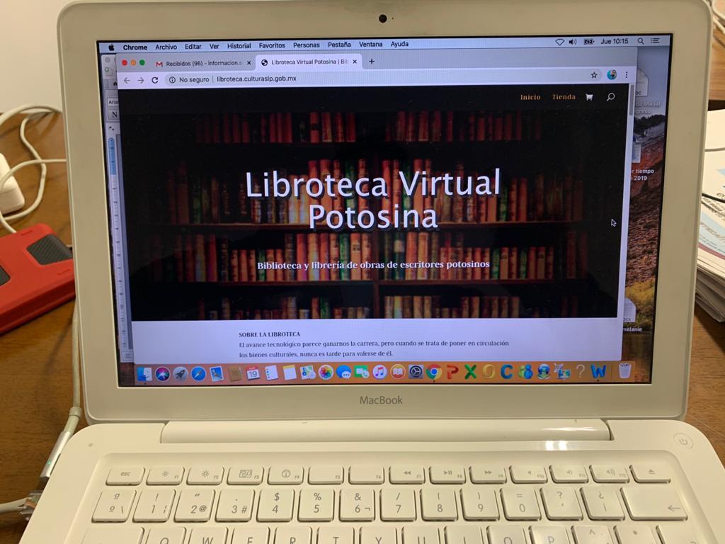 Libros virtuales para descargar y leer en la cuarentena por el COVID-19